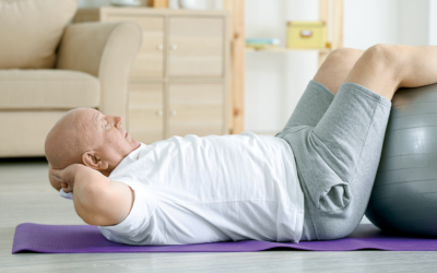 Exercises and Staying Active at Home