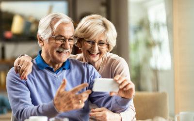 Technology Bringing People Together