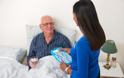 Managing Medication at Home