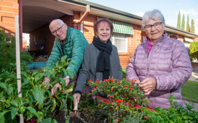ECH Fairfield Lodge Growing a Community