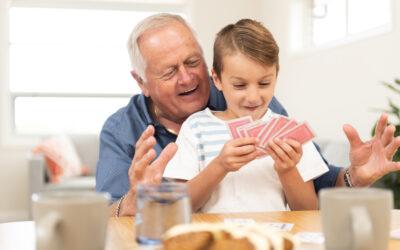 Caring for Grandchildren